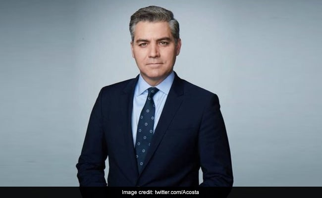 How CNN's Jim Acosta Became The Reporter Trump Loves To Hate