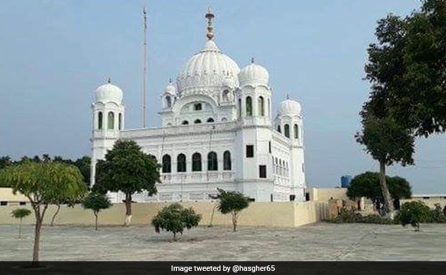 Pakistan Opens Immigration Centre At Kartarpur Border