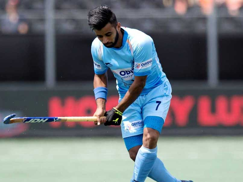 Hockey World Cup A Chance To Prove India Has Improved, Says Manpreet Singh