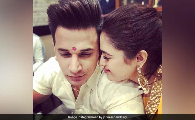 Yuvika Chaudhary's Heartfelt Message For Husband Prince Narula On His 28th Birthday