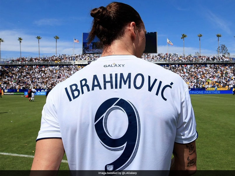 LA Galaxy Star Zlatan Ibrahimovic Named Top MLS Newcomer