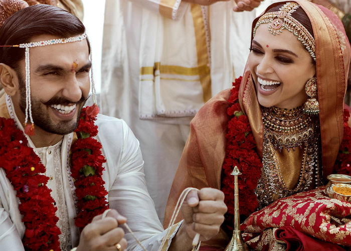Deepika And Ranveer's Wedding Pics Are Already Crazy Viral. No Surprise