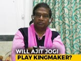 "Video : ""Can't Rule Out Anything"": Ajit Jogi On BJP Support In Chhattisgarh"