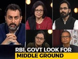 Video : Centre vs RBI: End To Deadlock?