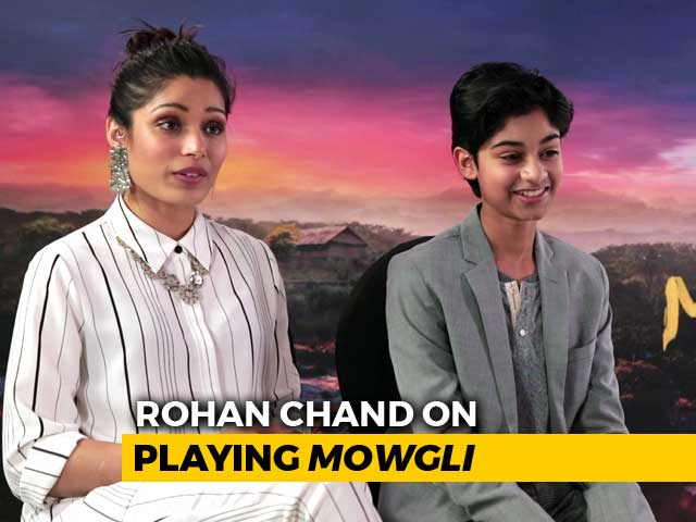 Mowgli: Freida Pinto & Rohan Chand's Jungle Diaries