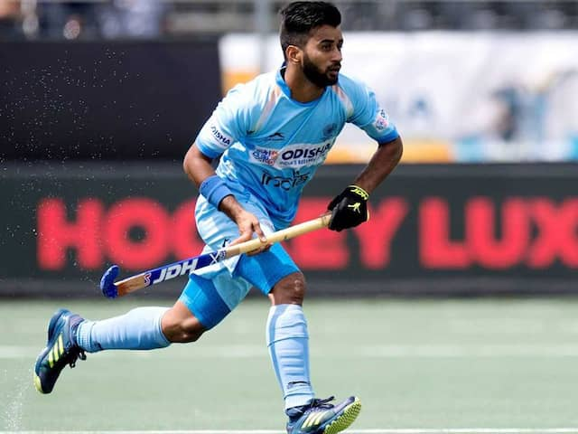 Hockey World Cup 2018: Hockey India Names 18-Member Squad For Tournament In Odisha