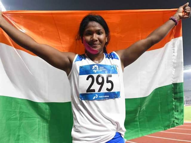 Asian Games Star Swapna Barman, Who Has Six Toes On Both Feet, Will Receive Seven Pairs Of Customised Shoes