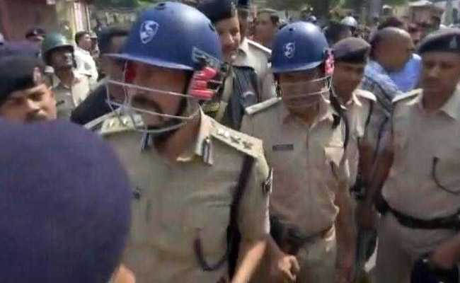 Angry Over Colleague's Death, Trainee Cops In Bihar Beat Up Seniors