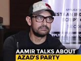 Video : Aamir Khan Reveals <i>Asterix</i> Party Backstory After Pics Go Viral