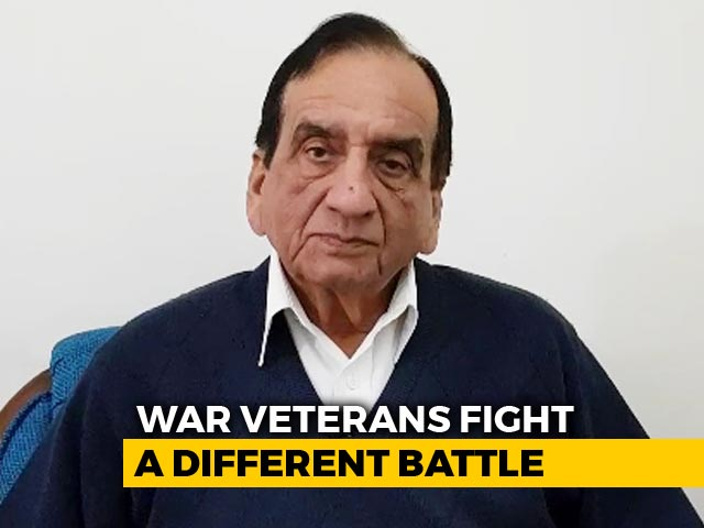 Video : Once Injured Fighting For The Country, They Now Fight For Their Due