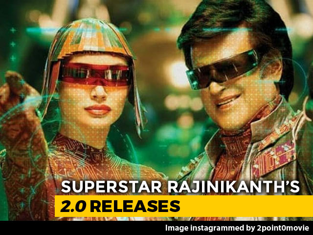 Rajinikanth Fans Can't Keep Calm As 2.0 Hits The Screens