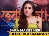 Video : I Look Up To Alia Bhatt: Sara Ali Khan