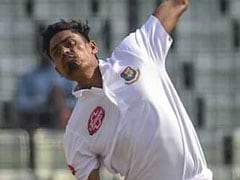 2nd Test, Day 3: Taijul Islam Puts Bangladesh On Top Despite Brendon Taylor Ton