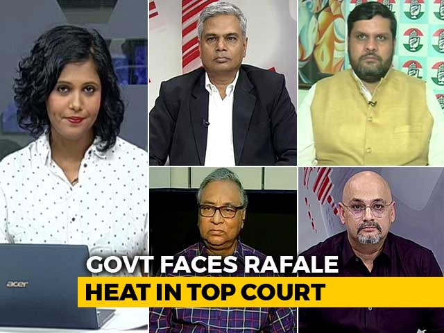 Video : Rafale Deal: Sovereign Guarantee vs Letter Of Comfort