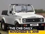 Video: Maruti Gypsy, Hyundai Verna, Mahindra Scorpio S9