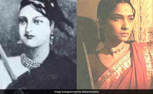 Manikarnika: The Queen Of Jhansi - Ankita Lokhande Pays Tribute To Jhalkaribai