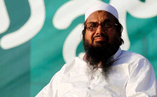 Row Over Hafiz Saeed's Column In Pak Newspaper As 'Contributing Writer'