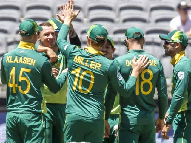 Australia vs South Africa: Faf Du Plessis Takes A Stunner As Dale Steyn Returns To His Firing Best - Watch