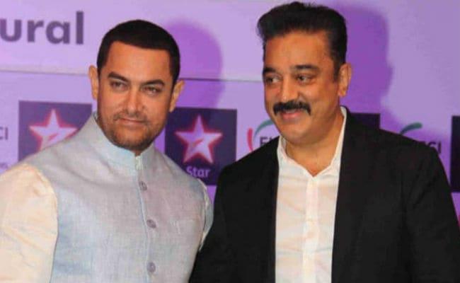 Cyclone Gaja: Kamal Haasan Thanks Aamir Khan For Urging People To Contribute