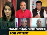 Video : Name-Changing Politics: Hurting India's Composite Culture?