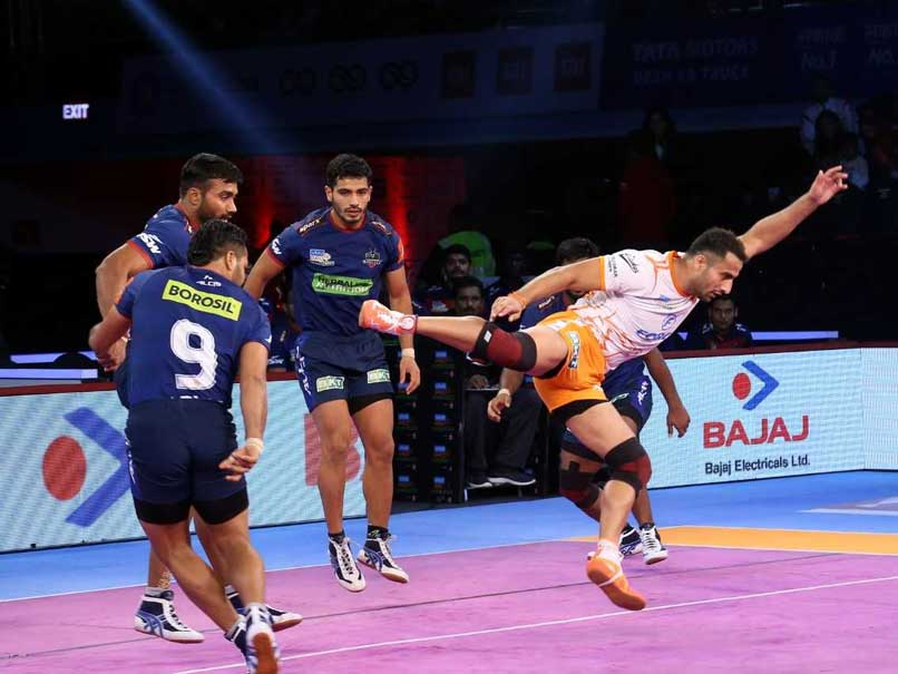 Pro Kabaddi League: Puneri Paltan Beat Haryana Steelers In A Thriller, Bengaluru Bulls Defeat Telugu Titans