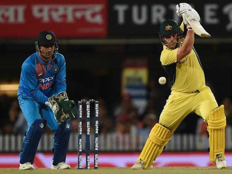 Aaron Finch Seeks Inspiration From India Ahead Of Series, World Cup 2019