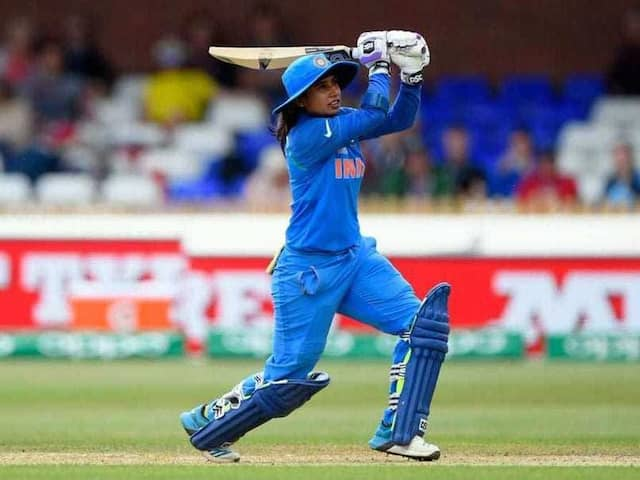 ICC Womens World T20: Mithali Raj Powers India To Seven-Wicket Win Vs Pakistan