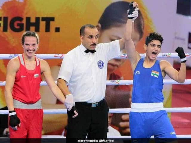 AIBA Withdraws Former World Champion Stanimira Petrovas Accreditation For Accusing Judges Of Corruption