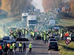 Protester Killed By Motorist In Accident During French Road Blockades