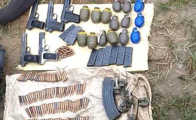 Pak Intruder Shot Dead In Jammu And Kashmir Had 15 Grenades 2 Rifles