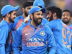 Rohit Sharma Leads Indian Cricketers In Funny Rapid-Fire Session. Watch Video