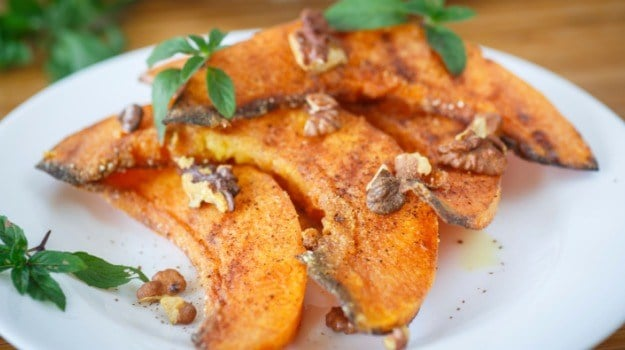 Weight Loss Diet: This Low-Cal, Roasted Pumpkin (Kaddu) Snack Is Ideal For Dieters