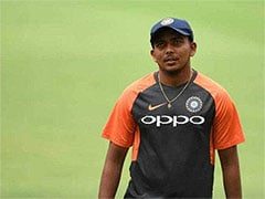 Prithvi Shaw Trains With Sachin Tendulkar Ahead Of Australia Tour: Reports