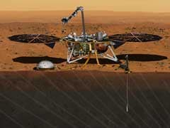 Anxiety At NASA As InSight Lander Nears Mars