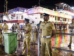 Over 10,000 Cops To Be Deployed In Sabarimala For Two-Month Pilgrimage
