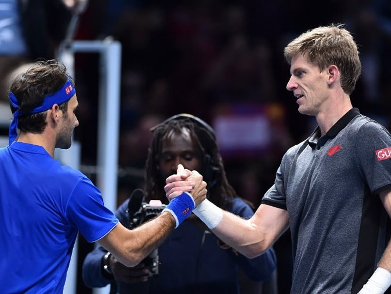 ATP Finals: Roger Federer reached semi final after beating Kevin Anderson