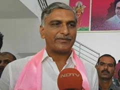 All Not Well In KCR Family? Nephew Harish Rao Dismisses Reports Of Rift