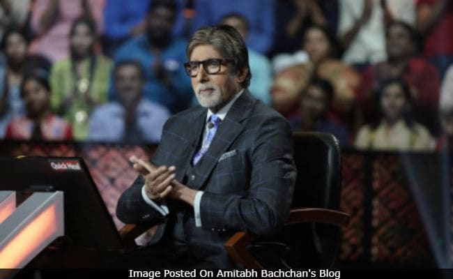 Kaun Banega Crorepati 10: Amitabh Bachchan Wraps Shoot