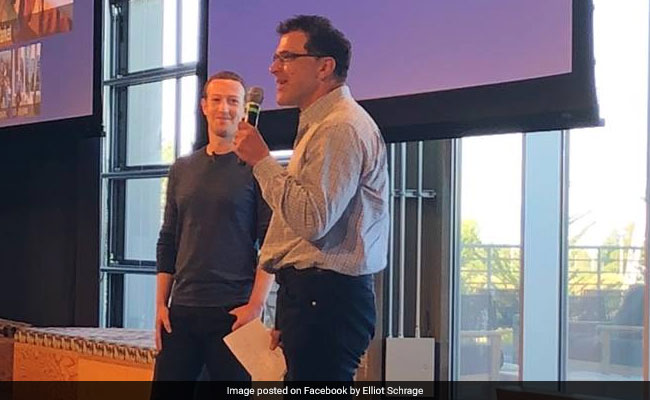 'Take Full Responsibility': Top Facebook Executive On PR Firm Hiring