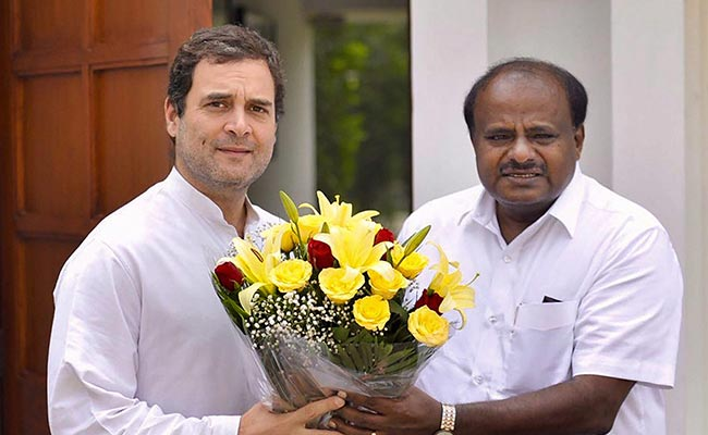 In Karnataka, Congress-JDS Heading For Big Defeat, Predicts Poll Of Polls