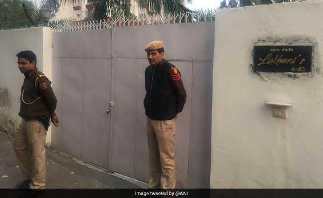 Double Murder In Delhi Mala Lakhani Domestic Help Found Dead In Vasant Kunj Home