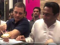 जब राहुल गांधी ने कमलनाथ को कहा- कमल, तुम भी आइसक्रीम खाओ, तो शिवराज ने ऐसे बोला हमला