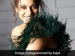 Kajol Lights Up The Internet With A Stunning Throwback Picture
