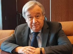 "UN Secretary-General Says <i>""Dhanyawaad''</i> To India"