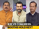 Video: Can Congress Beat BJP In The Madhya Pradesh Booth Battle?