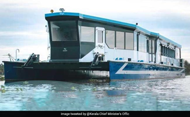 Kerala Launches Its Fastest Inland Ferry, Top Speed 25 Kmph, AC Cabins
