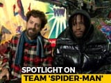 Video : Spotlight: The Men Behind <i>Spider-Man: Into The Spider-Verse</i>