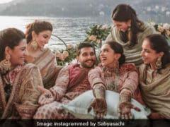 Deepika-Ranveer's Families Also Wore Sabyasachi