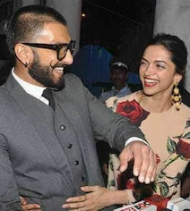 Deepika, Ranveer Are Married. First Congratulations From KJo, Of Course