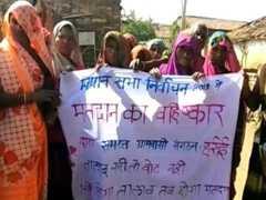 """No Drinking Water, No Vote"" Say Villagers In Poll-Bound Madhya Pradesh"